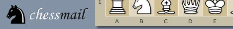 Auf chessmail können Sie kostenlos online Schach spielen. Mehr als 6.000 aktive Schachspieler nutzen die Online-Schachplattform bereits, um als Einzelspieler oder Mitglied eines online Schachclubs das Spiel der Könige über das Internet zu spielen.